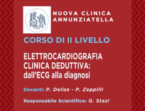 Corso Elettrocardiografia clinica deduttiva