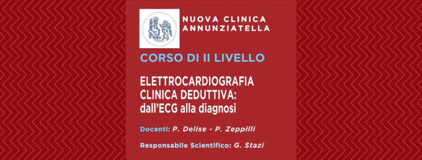 Corso Elettrocardiografia Roma 6 aprile 2019