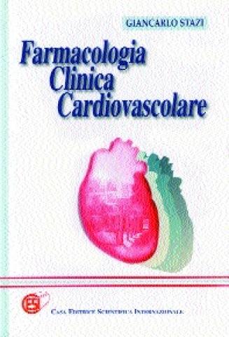 Cardiologo Dott Giancarlo Stazi- libro Farmacologia Clinica vascolare