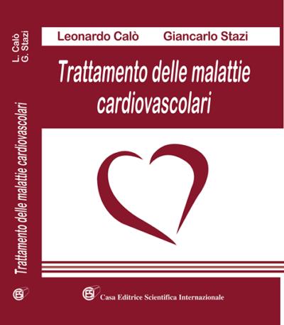 Cardiologo Dott Giancarlo Stazi - Libro Trattamento malattie cardiovascolari