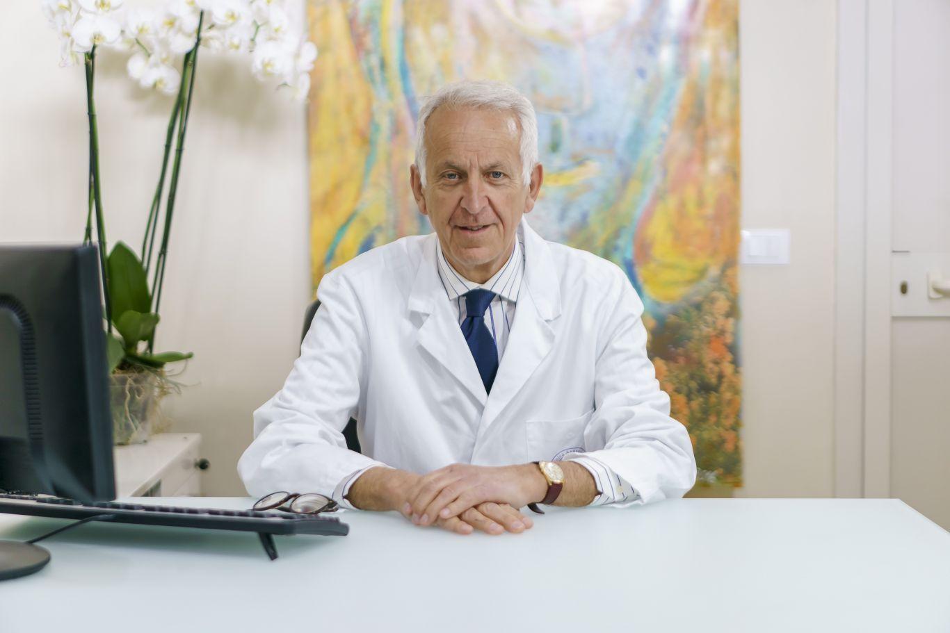 Cardiologo Dottor Giancarlo Stazi Nuova Clinica Annunziatella Roma